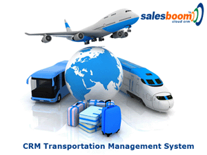 CRM For Transportation and Logistics Management