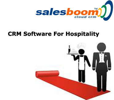 Hospitality CRM Software Cloud
