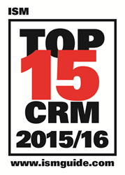 Salesboom Wins Top 15 CRM Software Award